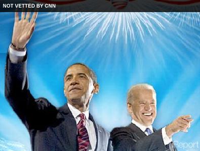 Obama and Biden -  2008