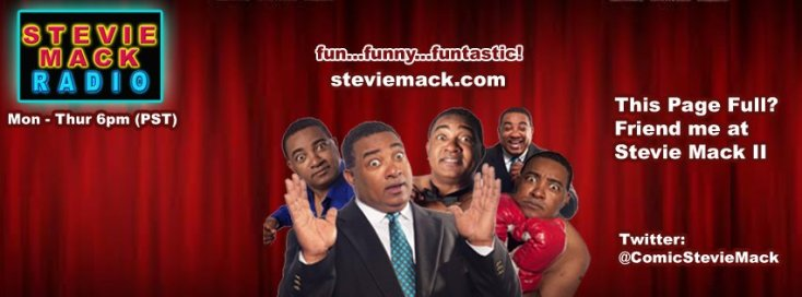 Actor / Comedian Stevie Mack
