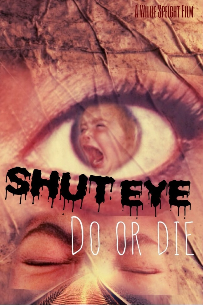"Zanna Speight starring in  ""Shut Eye."" Horror Movie"