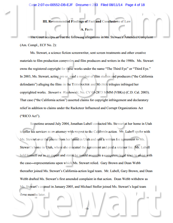 Case 2-07-cv-00552-DB-EJF Document 283 Filed 08-11-14 Page 4 of 18